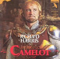 Camelot 1982 London Revival Cast CD
